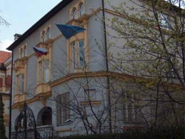 Здание посольства Словакии в Будапеште атаковали