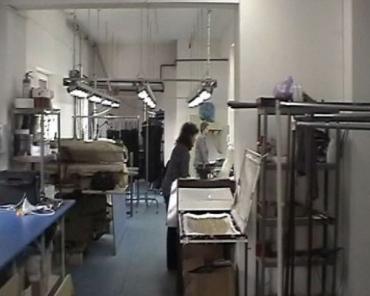Подпольный швейный цех в Мукачево