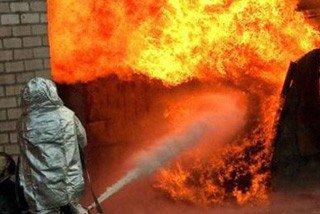 В Арканзасе произошел взрыв в топливном хранилище