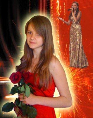 Рената Штіфель - юна співачка з Ужгорода