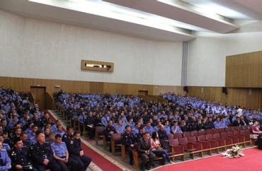 Закарпатская милиция готова к выборам президента Украины