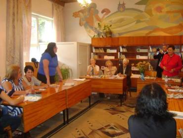 На учредительном собрании в городе Мукачево собрались литераторы Закарпатья