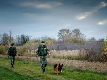 Пограничный наряд отдела «Саловка» обнаружил нелегалов
