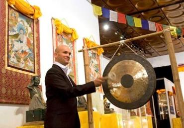 Дни буддийской культуры в Ужгороде - с 24 апреля и до 25 мая
