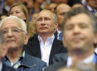 """В ходе своего перелета в Монголию Путин «набросал» """"гениальный"""" план"""