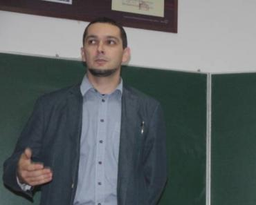 Иштван Молнар, преподаватель Закарпатского венгерского института