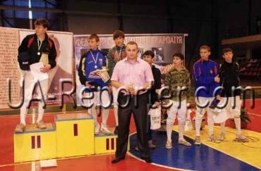 В Ужгороді турнір зібрав понад 200 спортсменів з різних країн