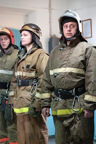 Пожежники Західного управління гасили умовну пожежу на Закарпатті