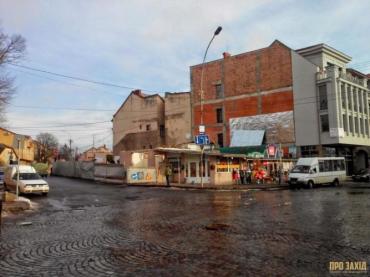 В Ужгороде в этом месте будет многоэтажный коммерческо-жилой комплекс
