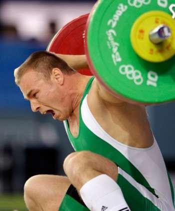 Пекин-2008 Первая серьезная травма на олимпиаде