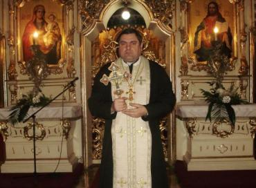 Іван Тидір, настоятель Хрестовоздвиженського Кафедрального собору