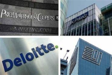 Deloitte, PricewaterhouseCoopers, Ernst & Young и KPMG решат судьбу украинцев