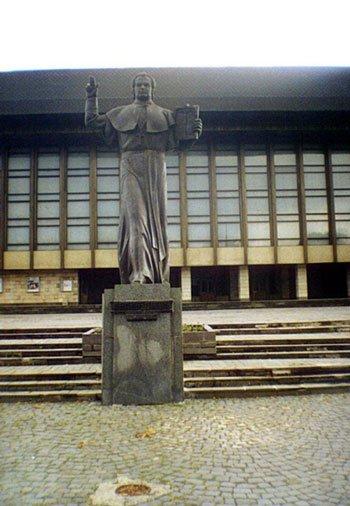 Пам'ятник Олександру Духновичу в Ужгороді