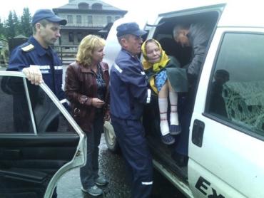 Почти ежесуточно в Закарпатье прибывают граждане с Востока и Крыма
