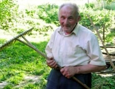 85-летний закарпатец Иван Мирон провел в сталинских лагерях 25 лет