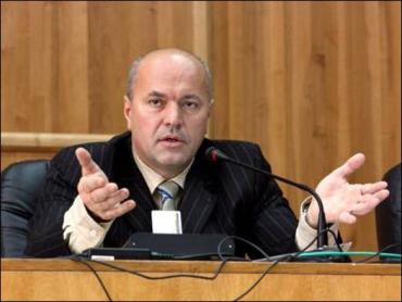 Сергій Ратушняк витримує своє реноме «мера в законі»