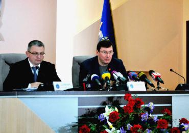 Антикорупційних результатів на Закарпатті Юрій Луценко так і не продемонстрував