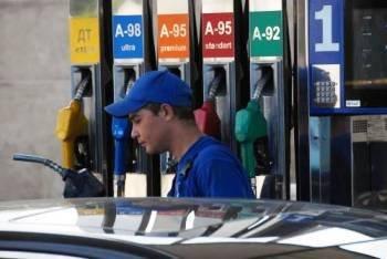 Цены на бензин внезапно пригнули вверх