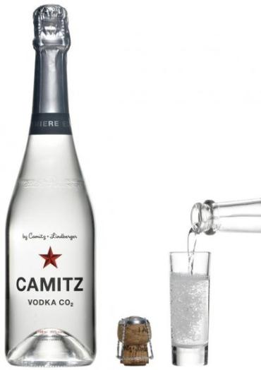 Газированную водку разливают лишь в бутылки определенного литража