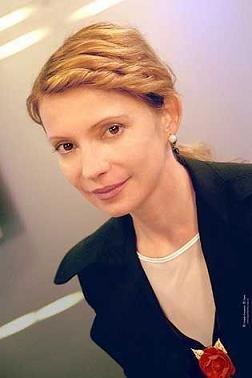 Настоящая родовая фамилия премьер-министра Украины Юлии Тимошенко - Капительман