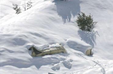 В Карпатах ожидают сход снежных лавин в начале марта