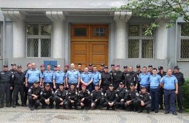 Закарпатский «Грифон» насчитывает 65 человек личного состава