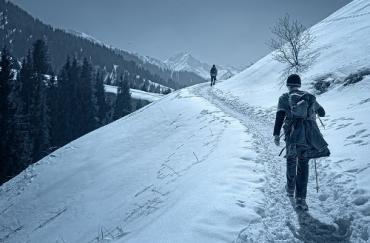 В Закарпатье через перевалы все-таки лучше ходить пешком!