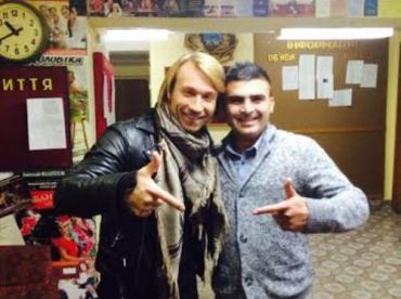 Олег Винник посетит Ужгород уже в конце января 2016 года