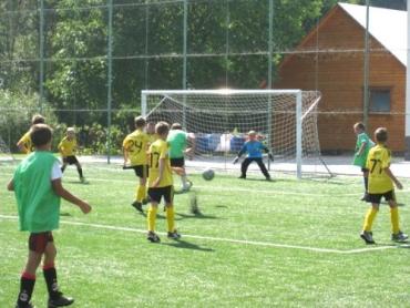 В Свалявском районе провели турнир по мини-футболу