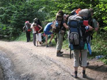 Альпинистов приглашают в Карпаты полазить по горам и скалам