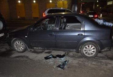В Ужгороде два подонка грабило по ночам автогаражи
