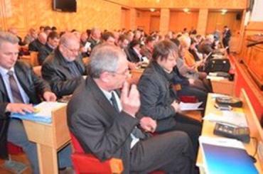 При Закарпатской ОГА утвердили состав и руководство Общественного совета