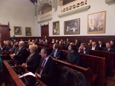 В Мукачево состоялась международная конференция по вопросам развития виноделия
