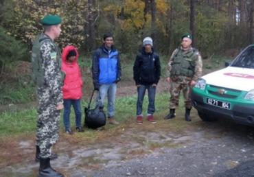 Чопские пограничники не спят на посту ни днем, ни ночью