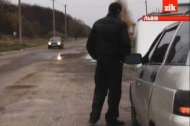 На Львовщине засекли банду румын, - милиция не при деле