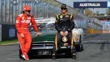 Ferrari подарит Алонсо и Райкконену суперкар в случае победы