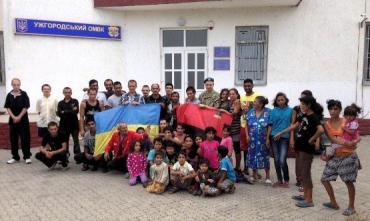 В Ужгородском ОМВК наплыв добровольцев цыганской национальности