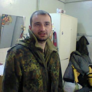 Александр Данилюк, хирург одного из знаменитых подразделений Вооруженных Сил