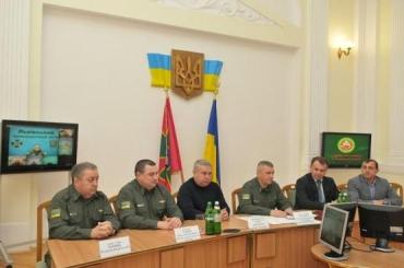 Владимир Егоров возглавил Западное региональное управления Госпогранслужбы