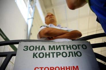 На заседании комитета Олег Осуховский обратился с запросом о контрабанде
