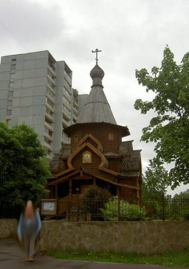 Основна частка дерев'яних храмів розташована у містах і селах західного регіону