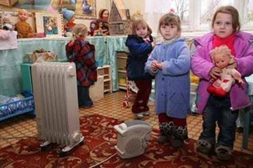 Почему никто не желает отапливать в Ужгороде детские садики ?