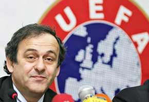 Платини выступил с резкой критикой в адрес шейхов, покупающих клубы английской Премьер-лиги