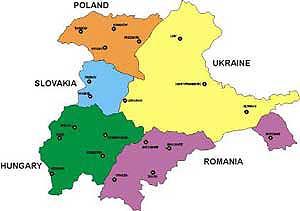 На Буковине заседает Украинский национальный совет Карпатского Еврорегиона