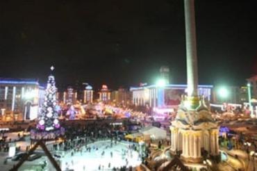 Киевляне о Евромайдане: город должен жить своей жизнью