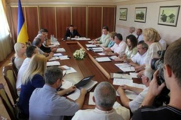 Власть собрала предпринимателей Закарпатья за круглым столом