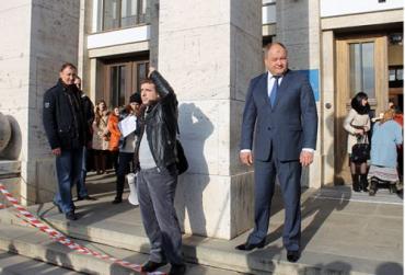 Игорь Свищо попросил собрать инициативную группу для встречи с губернатором