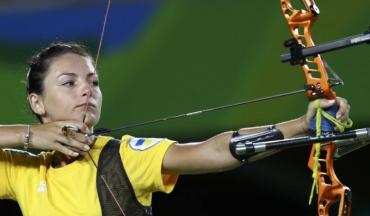 Вероніка Марченко виграла чемпіонат Європи зі стрільби з лука