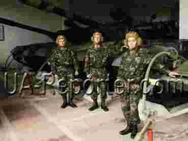Єдиний танковий батальон на Закарпатті відмічав День танкіста