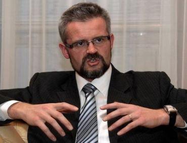 Посол Словацкой Республики в Украине Урбан Руснак